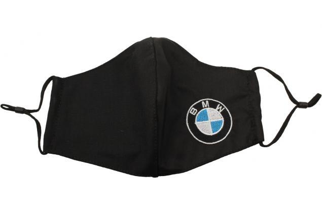 Foto 2 - Rouška BMW vyšívaná
