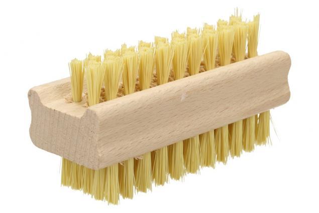 Foto 2 - Kartáč dřevěný oboustranný 10 cm
