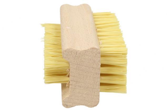 Foto 3 - Kartáč dřevěný oboustranný 10 cm