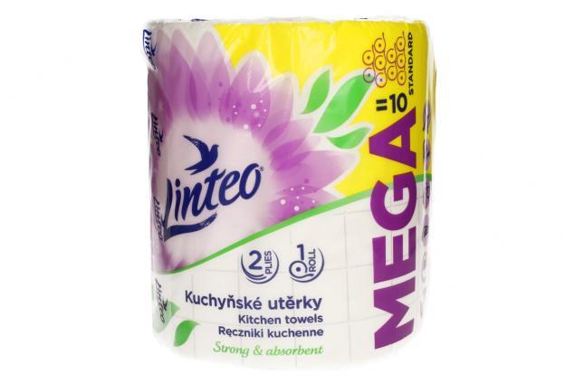 Foto 3 - Kuchňské papírové utěrky Linteo MEGA 1ks