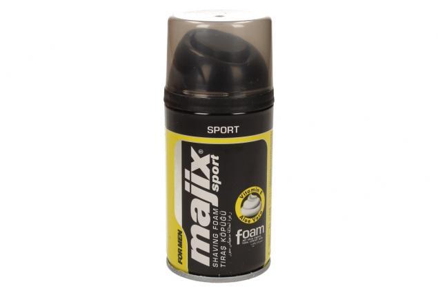 Foto 2 - Pěna na holení Sport žlutá
