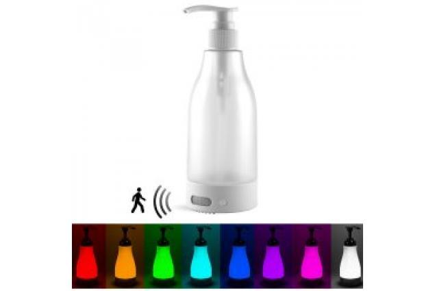 Foto 3 - Svítící LED dávkovač mýdla Soap Brite