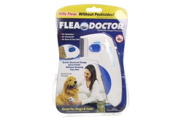 Foto 2 - Hřeben proti blechám Flea Doctor