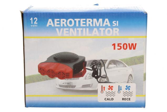 Foto 13 - Ventilátor s ohřevem 12V