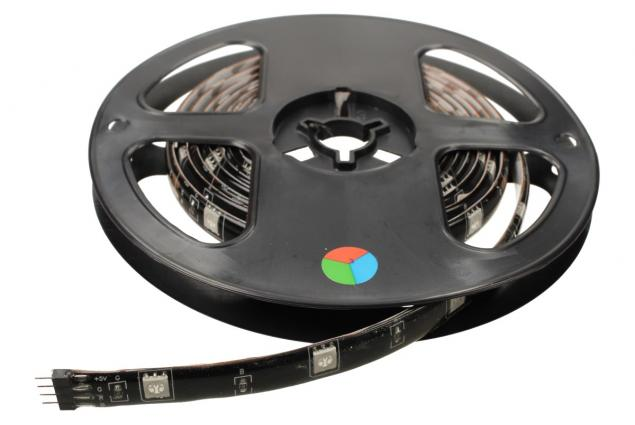 Foto 3 - LED pásek RGB 2 m s ovladačem USB