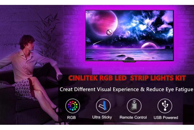 Foto 6 - LED pásek RGB 2 m s ovladačem USB