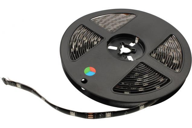 Foto 2 - LED pásek RGB 5 m s ovladačem USB
