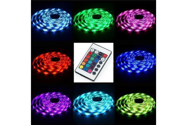Foto 5 - LED pásek RGB 5 m s ovladačem USB