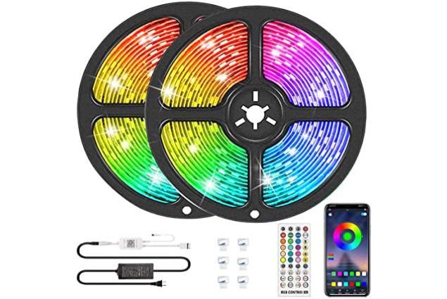 Foto 7 - LED pásek RGB 5 m tančící do hudby FO-Z015