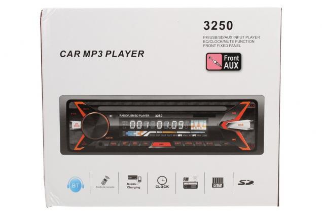 Foto 10 - Autorádio MP3 player 3250