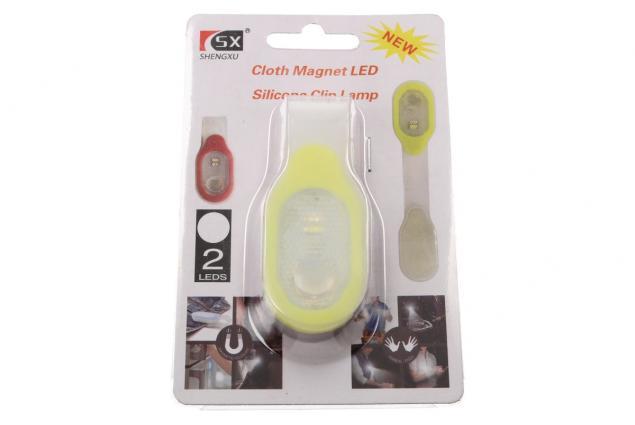 Foto 7 - Magnetické LED osvětlení na oblečení