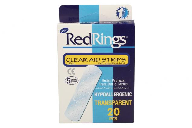 Foto 2 - Zdravotní náplasti Clear aid 20ks