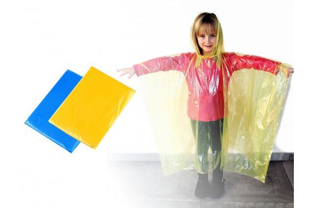Foto 2 - Dětská pláštěnka poncho slim