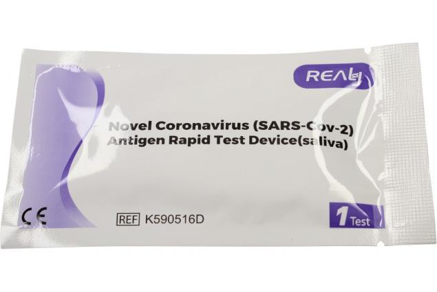 Foto 4 - Antigenní test ze slin Novel (SARS-CoV-2) 1 ks