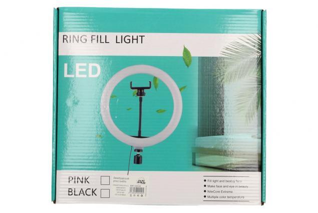 Foto 11 - LED kruhové světlo ring se stativem