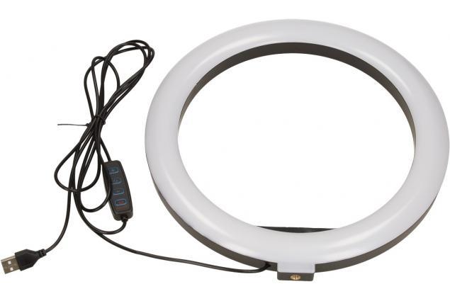 Foto 8 - LED kruhové světlo ring se stativem