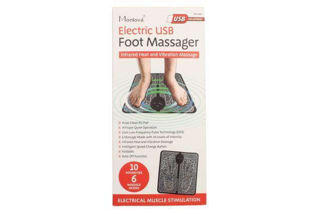 Foto 5 - Elektrická masážní podložka Foot Massager