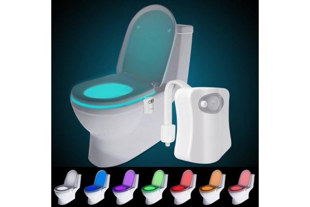 Foto 2 - LED osvětlení na WC