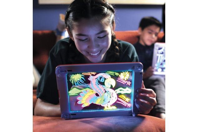 Foto 7 - Kreslící LED tabulka Magic Sketchpad