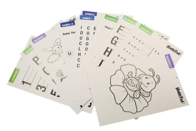 Foto 6 - Kreslící LED tabulka Magic Sketchpad