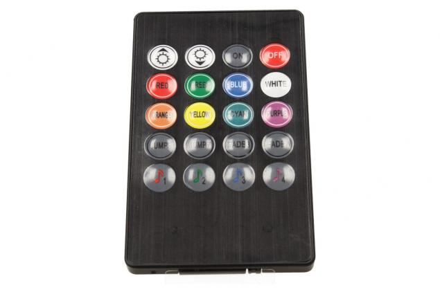 Foto 4 - RGB LED pásky do auta Music