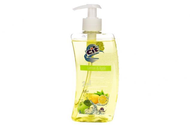 Foto 2 -  Cit tekuté mýdlo 500ml Lemon & Apple 2v1