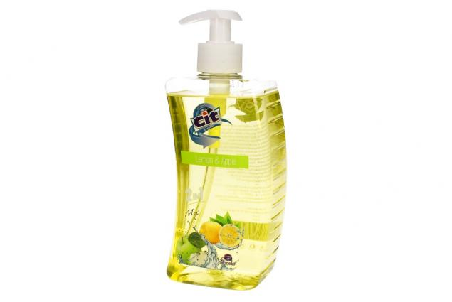 Foto 3 -  Cit tekuté mýdlo 500ml Lemon & Apple 2v1