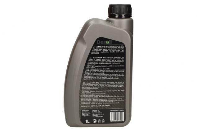 Foto 4 -  Hydraulický olej OT-HP32 1l