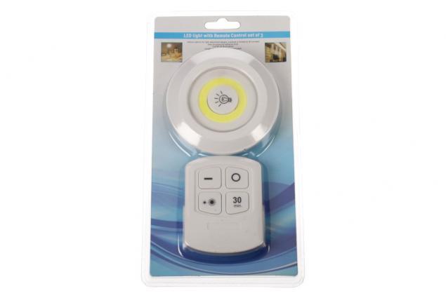 Foto 3 - LED světlo s ovladačem 1 ks