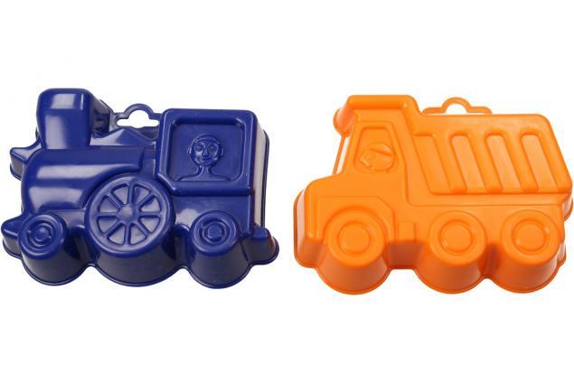 Foto 6 - Souprava hraček na písek 8 ks