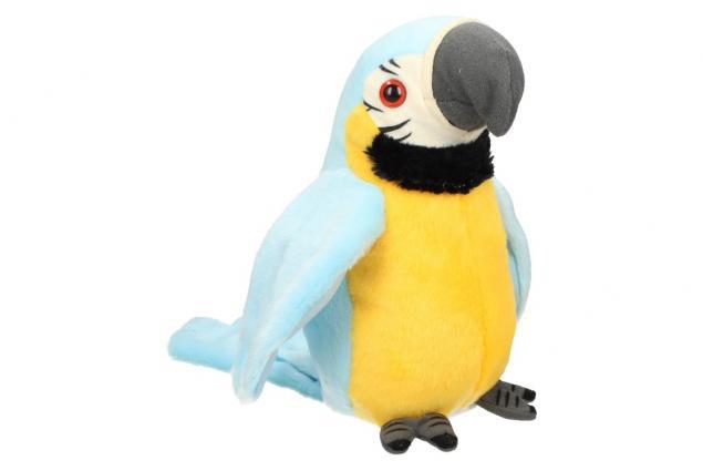 Foto 2 - Interaktivní mluvící papoušek