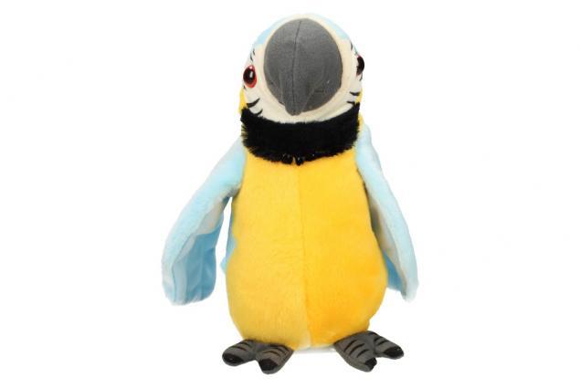Foto 5 - Interaktivní mluvící papoušek