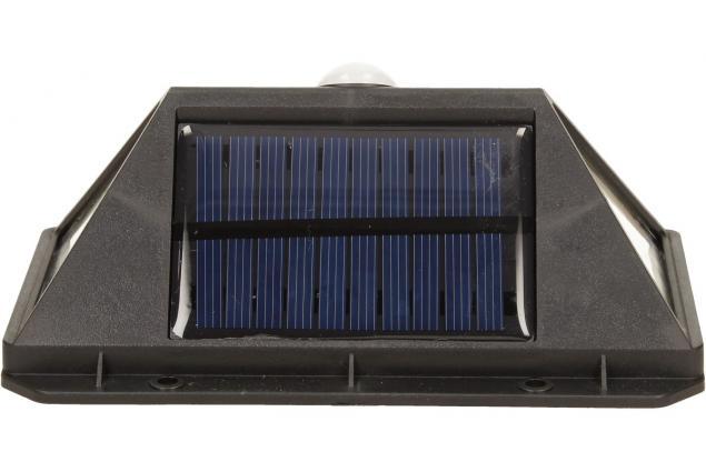 Foto 4 - LED solární světlo s pohybovým čidlem CL-162