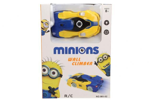 Foto 10 - Auto WALL CLIMBER minions