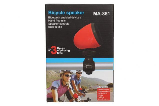 Foto 13 - Bluetooth reproduktor na kolo