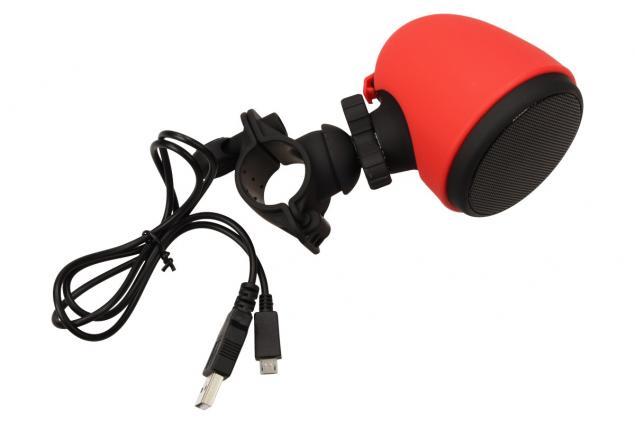 Foto 4 - Bluetooth reproduktor na kolo