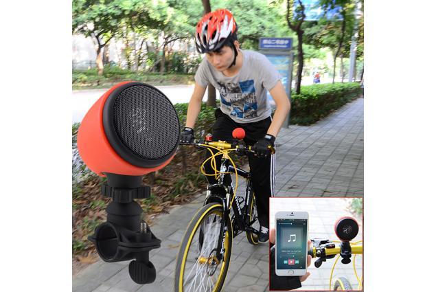 Foto 14 - Bluetooth reproduktor na kolo