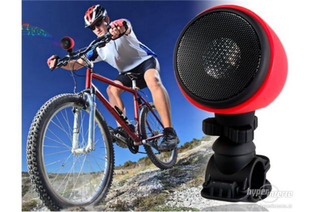 Foto 15 - Bluetooth reproduktor na kolo