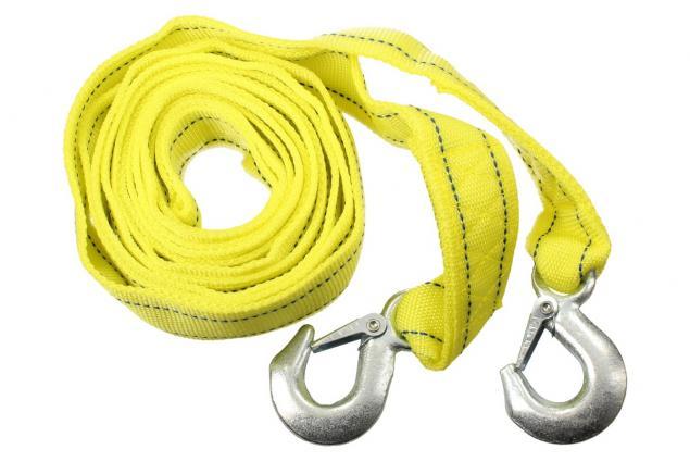 Foto 2 - Tažné lano s háky 5000kg