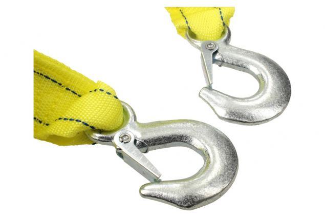 Foto 3 - Tažné lano s háky 5000kg