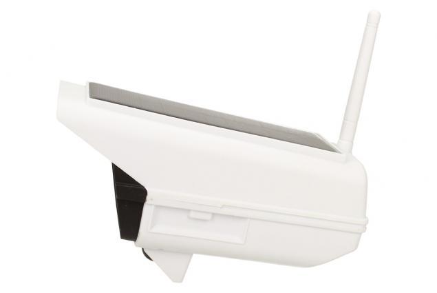 Foto 3 - Imitace bezpečnostní kamery CL-877B s LED solárním světlem