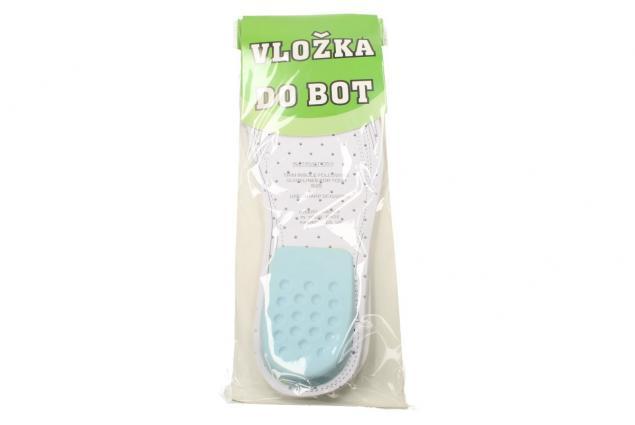 Foto 4 - Vložky do bot bílé 2ks