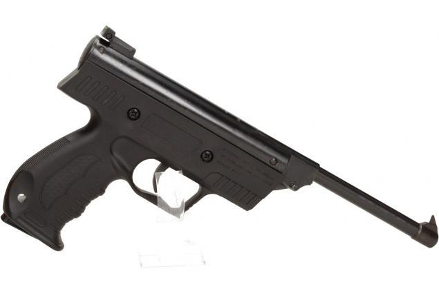 Foto 2 - Vzduchová pistole jednoruční černá (ráže 4,5mm)