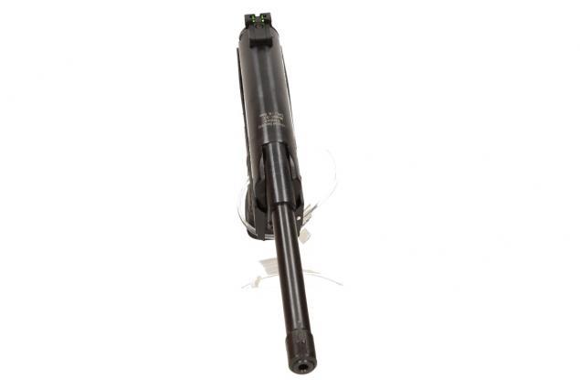 Foto 4 - Vzduchová pistole jednoruční černá (ráže 4,5mm)