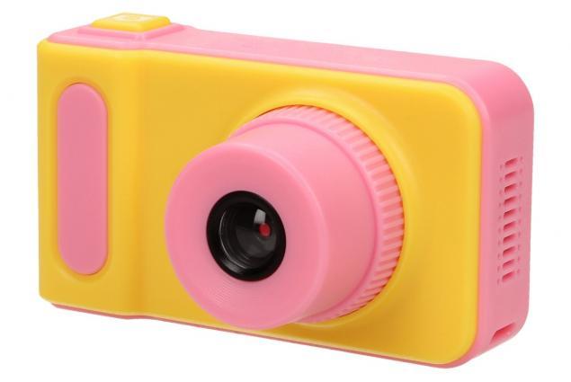 Foto 2 - Dětský fotoaparát s kamerou Summer Vacation