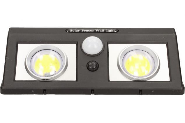 Foto 3 - LED solární světlo s pohybovým čidlem CL-5066A
