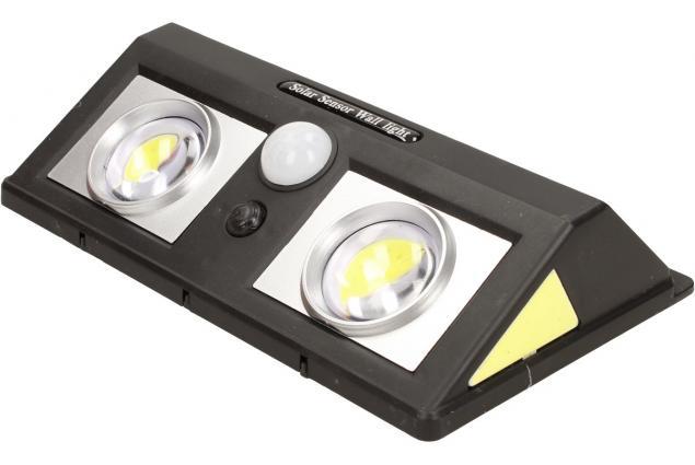 Foto 2 - LED solární světlo s pohybovým čidlem CL-5066A
