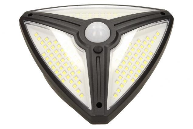 Foto 2 - Trojúhelníkové LED solární světlo s pohybovým čidlem FO-TA108
