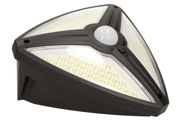 Foto 3 - Trojúhelníkové LED solární světlo s pohybovým čidlem FO-TA108
