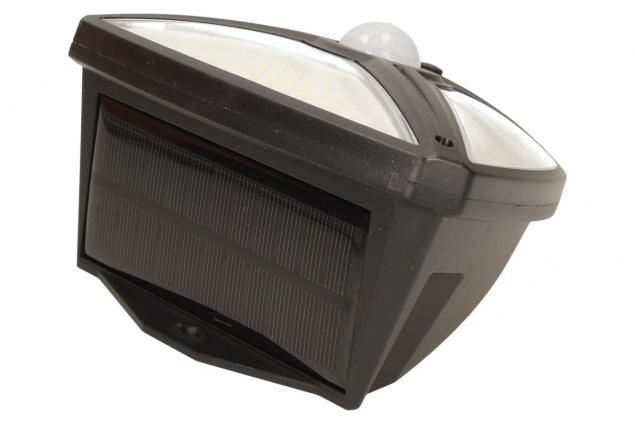 Foto 4 - Trojúhelníkové LED solární světlo s pohybovým čidlem FO-TA108